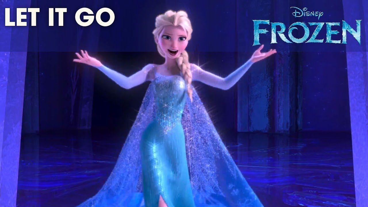 Frozen songs with lyrics and video