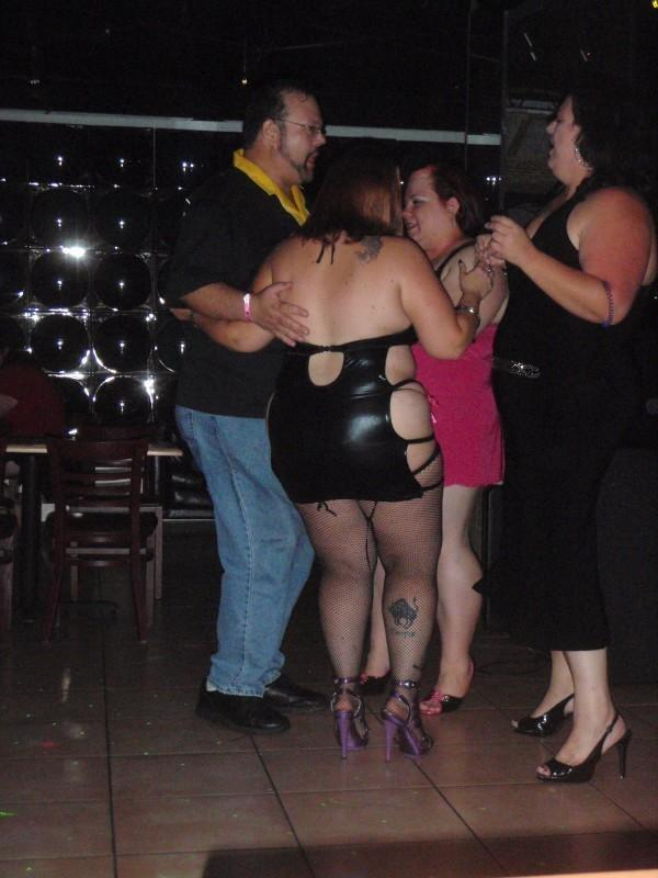 Mature bbw party