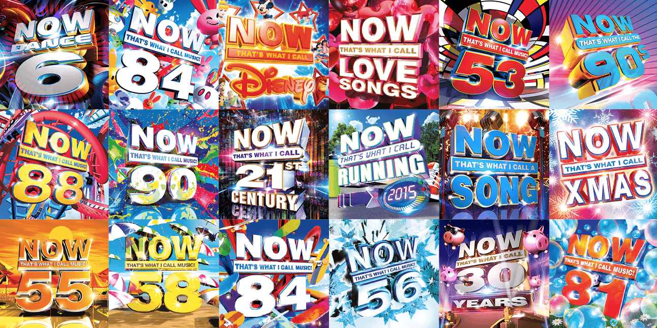 Now 90 music