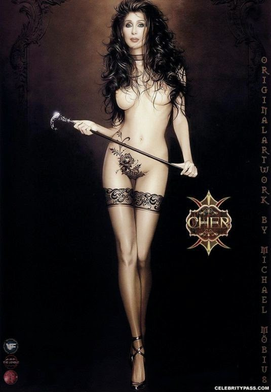 Cher pictures nude