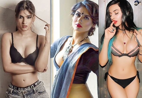 Topless bollywood celebs