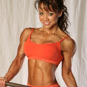 Girls with muscle pics