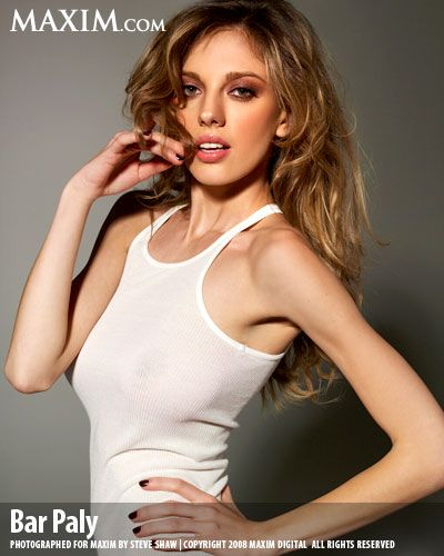 Bar paly topless
