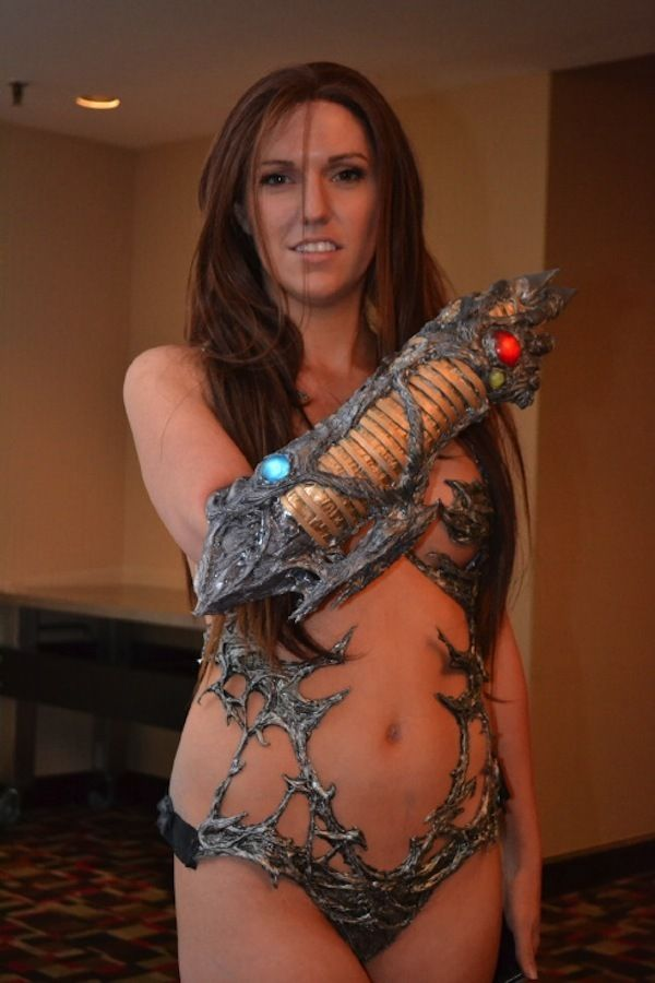 Girl from witchblade nude