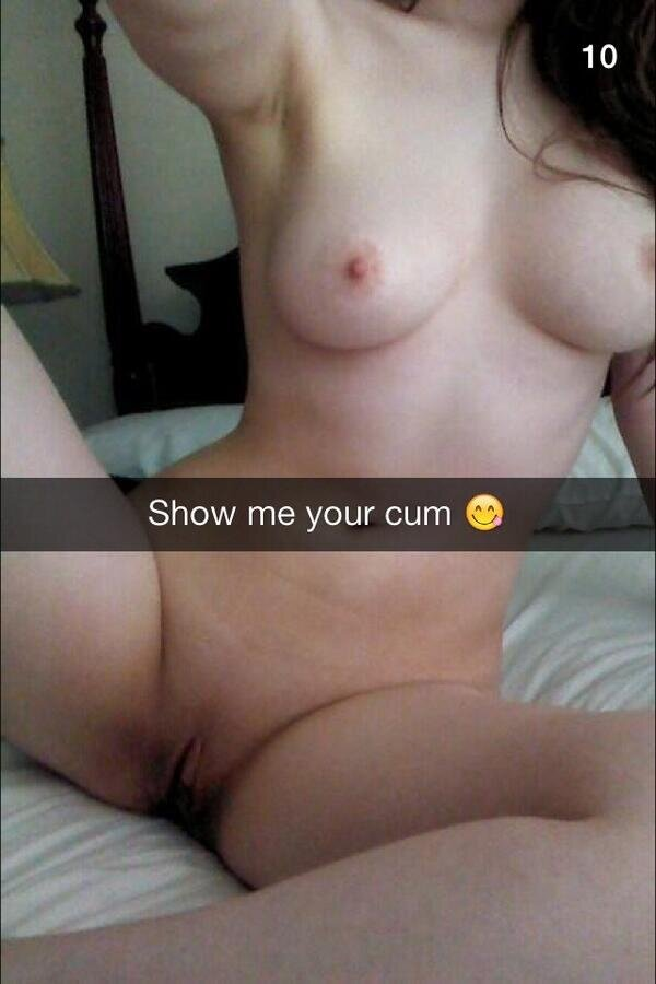 Leaked nudes on snapchat