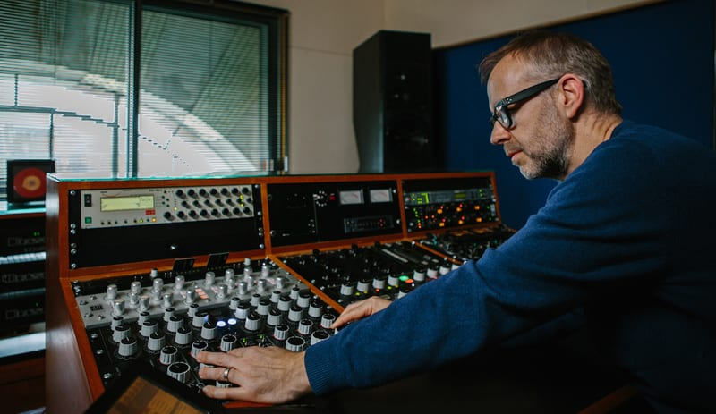 Mastering services london