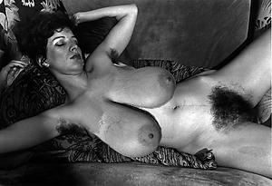 Mature nude vintage photography
