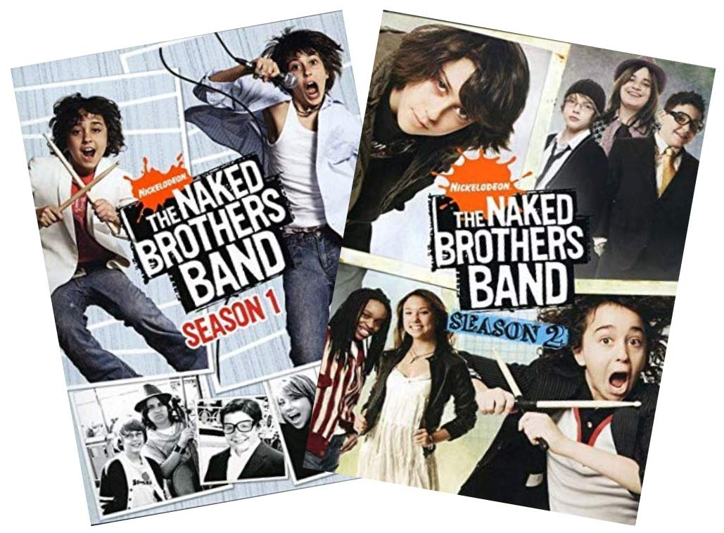 The naked brothers band friends